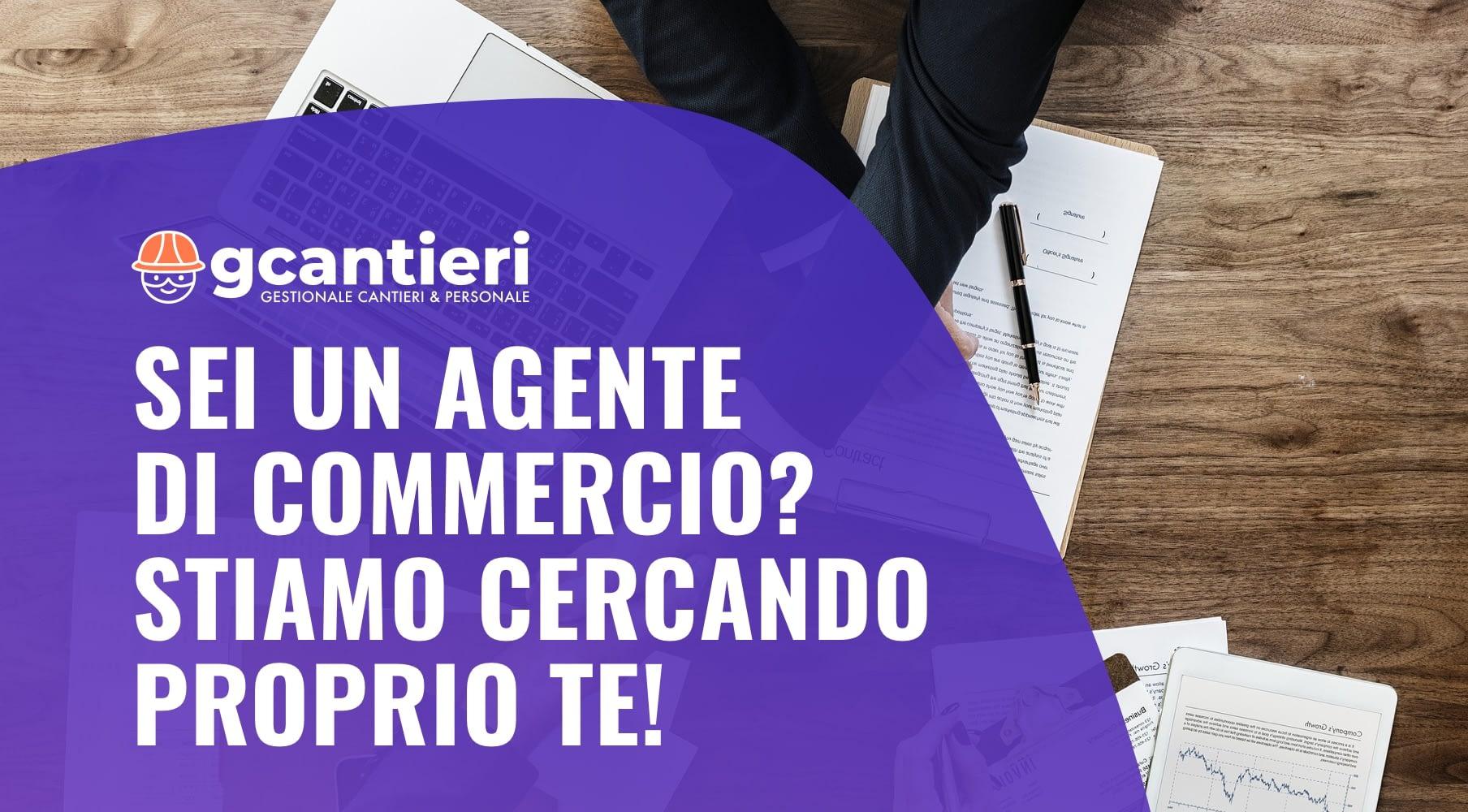 Agenti di Commercio - Gcantieri.it